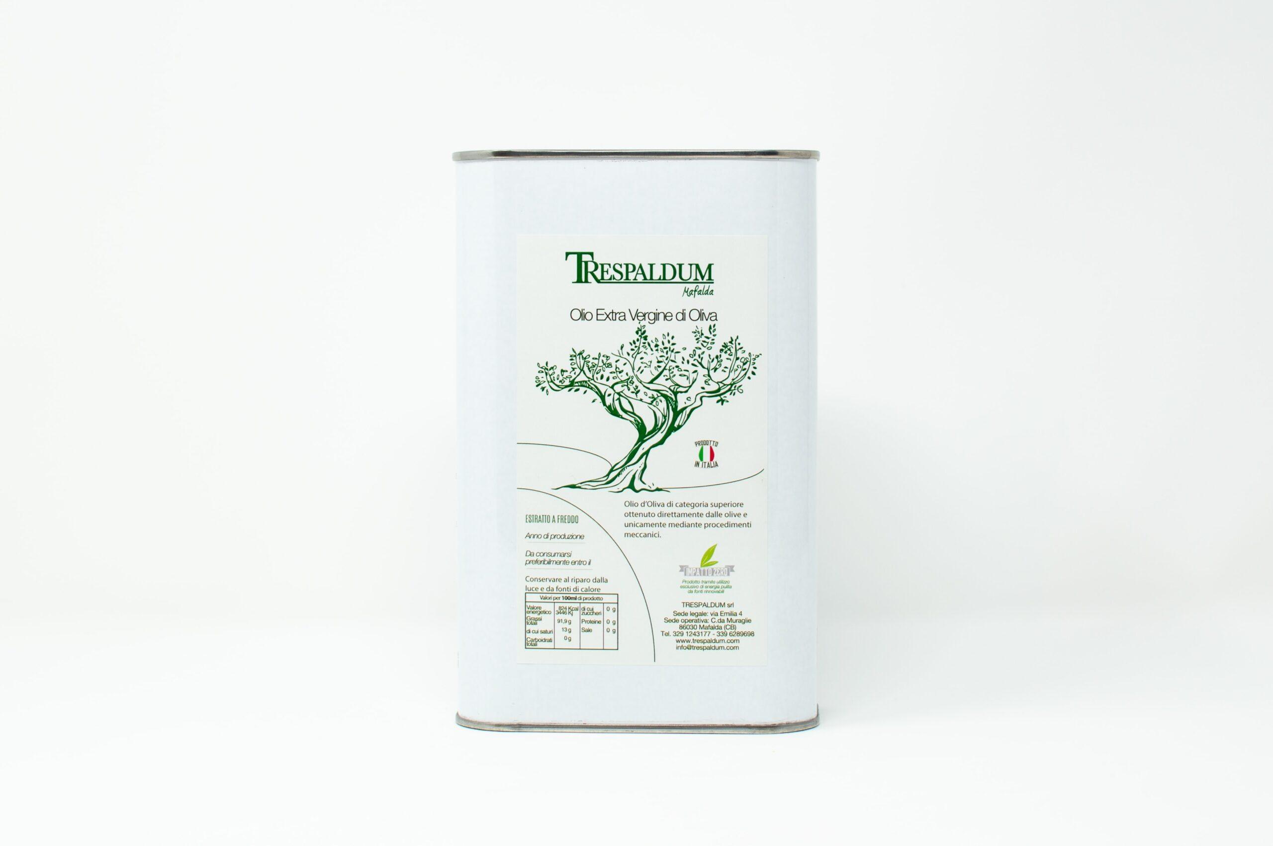 olio extra vergine 1 litro